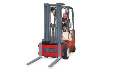 QTLTSC Forklift Scale System