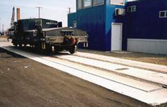 Combo Truck/Rail Scale