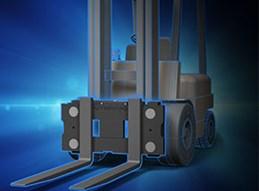 QTLTS Forklift Truck Scale