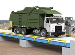 Steelbridge XT Concrete Deck Truck Scale