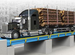 Steelbridge XT Steel Deck Truck Scale